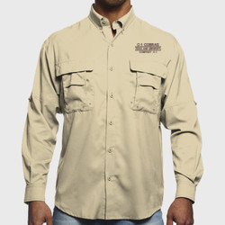 C-1 L/S Fishing Shirt