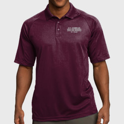 C-1 Dad Dri-Mesh Polo